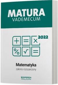 Matura 2022. Matematyka. Vademecum. - okładka podręcznika