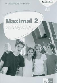 Maximal 2 A1 AB - okładka podręcznika