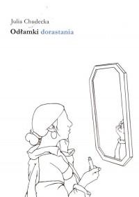 Odłamki dorastania - okładka książki