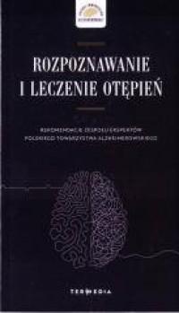 Rozpoznawanie i leczenie otępień - okładka książki