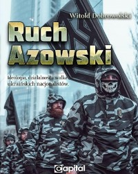 Ruch Azowski / Capital - okładka książki