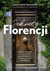 Sekrety Florencji - okładka książki