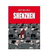 Shenzhen - okładka książki
