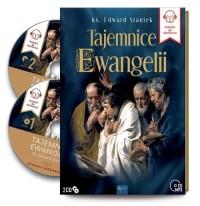 Tajemnice Ewangelii - pudełko audiobooku