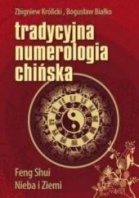 Tradycyjna numerologia chińska - okładka książki