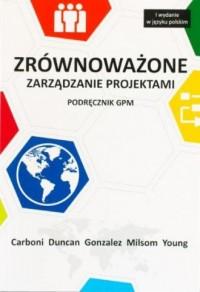 Zrównoważone zarządzanie projektami - okładka książki