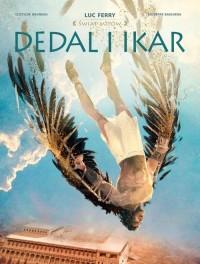 Dedal i Ikar - okładka książki
