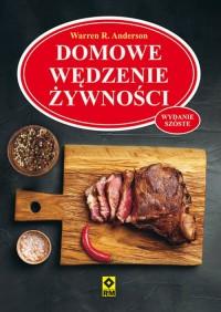 Domowe wędzenie żywności - okładka książki