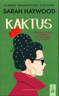 Kaktus - okładka książki