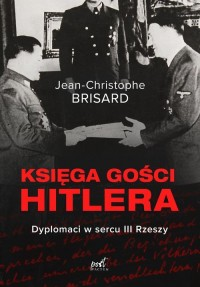 Księga gości Hitlera. Dyplomaci - okładka książki