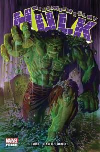 Nieśmiertelny Hulk. Tom 1 - okładka książki