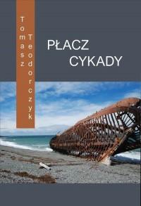 Płacz Cykady - okładka książki