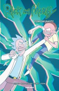 Rick i Morty. Tom 12 - okładka książki