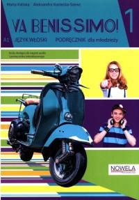 Va Benissimo! 1 A1 podręcznik - okładka podręcznika