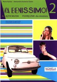 Va Benissimo! 2 A2 podręcznik - okładka podręcznika