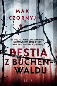 Bestia z Buchenwaldu - okładka książki