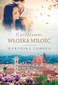 Il professore. Włoska miłość - okładka książki