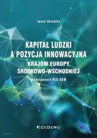 Kapitał ludzki a pozycja innowacyjna - okładka książki