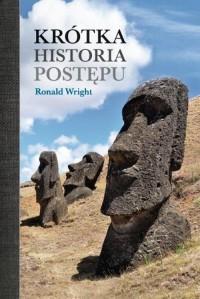 Krótka historia postępu - okładka książki