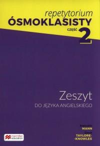 Repetytorium Ósmoklasisty SP8 cz. - okładka podręcznika
