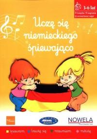 Uczę się niemieckiego śpiewająco - okładka podręcznika
