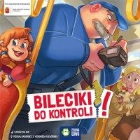 Gra Bileciki do kontroli! (2-6 - zdjęcie zabawki, gry