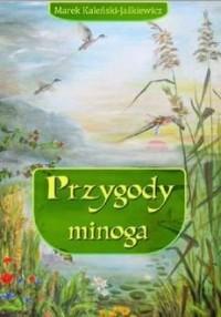 Przygody minoga - okładka książki