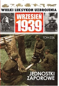 Wielki Leksykon Uzbrojenia Wrzesień - okładka książki