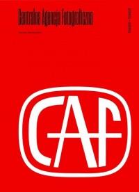 Centralna Agencja Fotograficzna - okładka książki