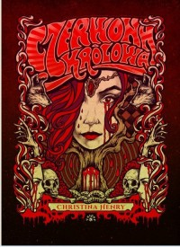 Czerwona królowa - okładka książki