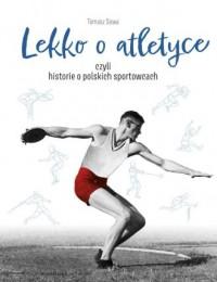 Lekko o atletyce - okładka książki