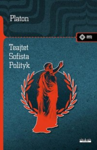 Tejtet. Sofista Polityk - okładka książki