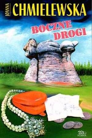 Boczne drogi - okładka książki