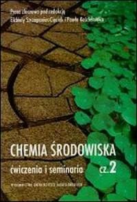 Chemia środowiska cz. 2 - okładka książki