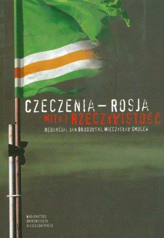 Czeczenia - Rosja. Mity i rzeczywistość - okładka książki