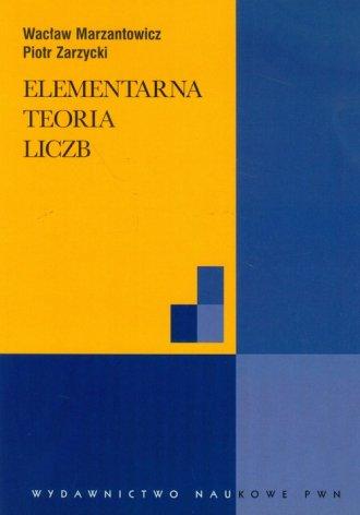 Elementarna teoria liczb - okładka książki