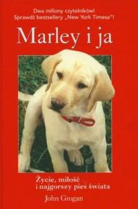 Marley i ja - okładka książki