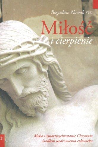 Miłość i cierpienie - okładka książki