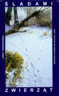 Śladami zwierząt - okładka książki