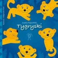 Tygryski - okładka książki