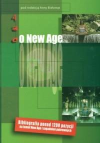Abc o New Age - Anna Białowąs - okładka książki