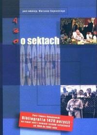 Abc o sektach - Mariusz Gajewski SJ - okładka książki