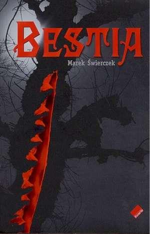 Bestia - okładka książki