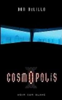 Cosmopolis - Don DeLillo - okładka książki