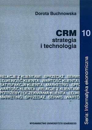 CRM - strategia i technologia. - okładka książki