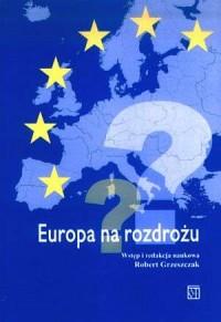 Europa na rozdrożu - okładka książki