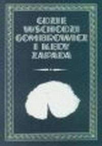 Gdzie wschodzi Gombrowicz i kędy zapada - okładka książki