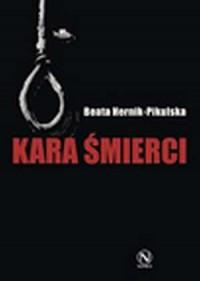 Kara śmierci. Studium socjologiczne - okładka książki