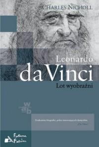 Leonardo da Vinci. Lot wyobraźni. Seria: Fortuna i Fatum - okładka książki