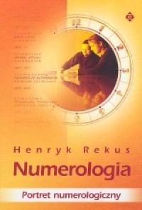 Numerologia. Portret numerologiczny - okładka książki